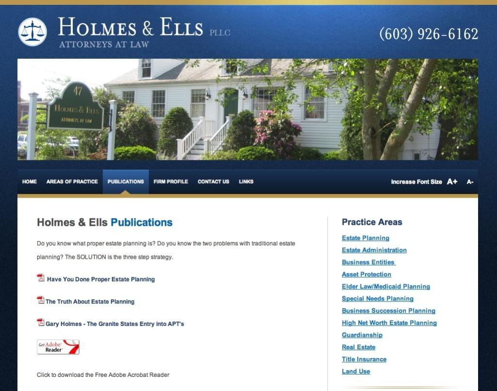 Holmes & Ells