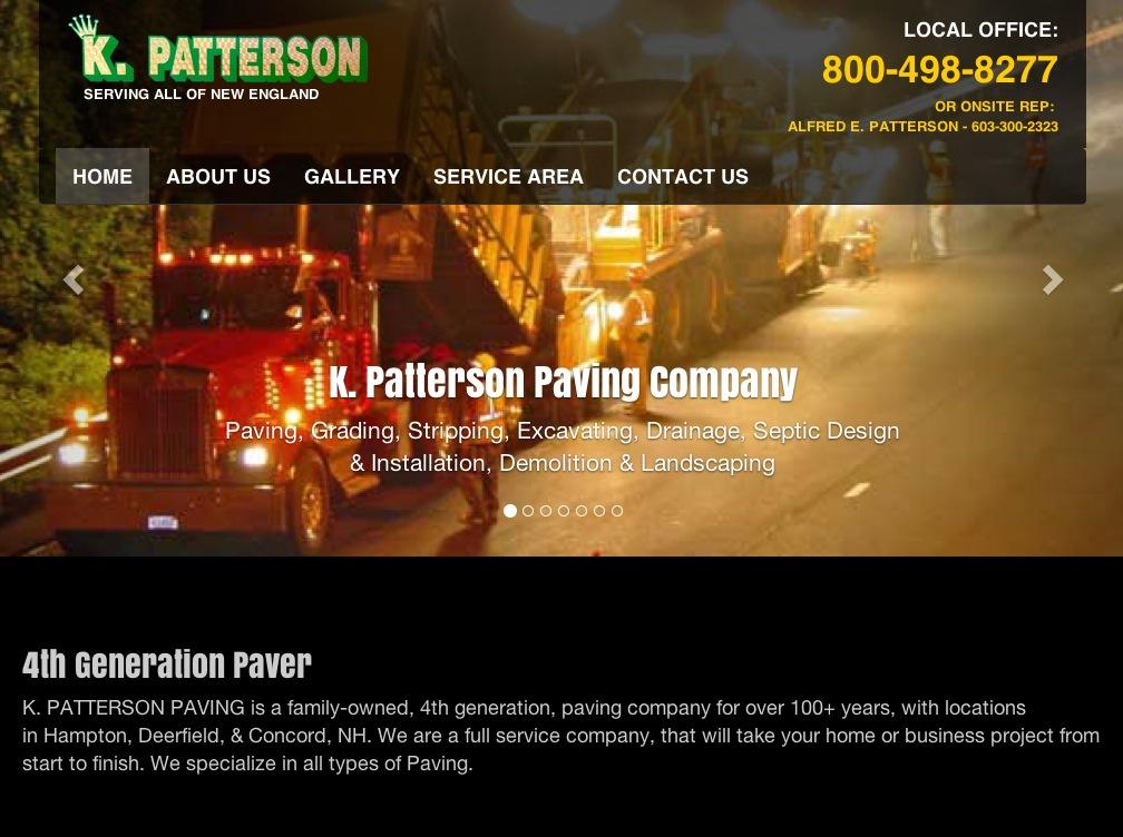 K. Patterson Paving