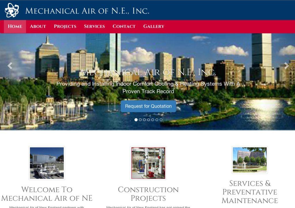 Mechanical Air of N.E.